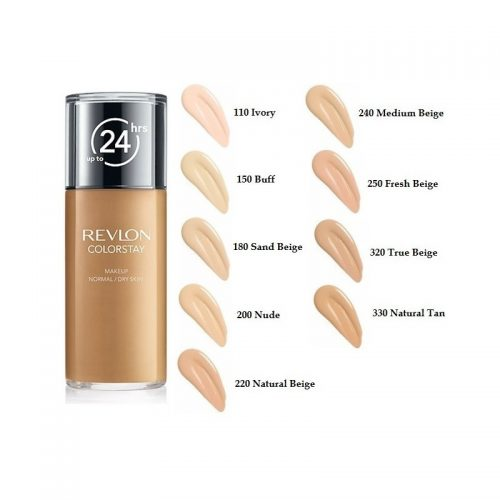 makeup for normal dry skin color stay