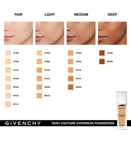 Givenchy teint couture ever wear foundation
