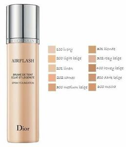 DIOR BACK STAGE AIRFLASH SPRAY FOUNDATION