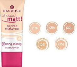 Essence All About Matt oil Free