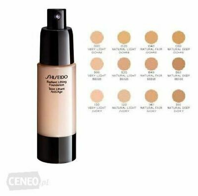 -  SHISEIDO RADIANT LIFTING FOUNDATION