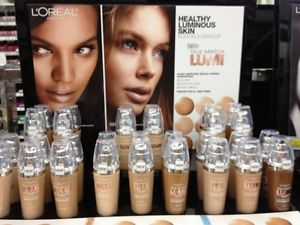 TRUE MATCH™ LUMI Healthy Luminous Makeup
