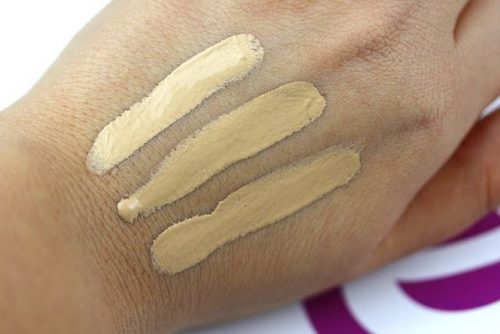 camouflage 2in1 make up concealer